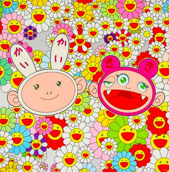 Image: Takashi Murakami 村上隆, KaiKai Kiki News No2.